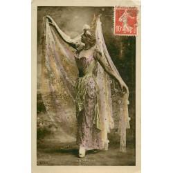 """Spectacle Théâtre vers 1909 la Comédienne """" ANDRIEUX """""""