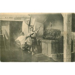 47 MEZIN. Bourisseurs bourisseurs à l'Industrie bouchonnière 1917