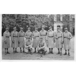 Militaires Casernes Soldats. Photo carte postale de poilus du 152 Régiment