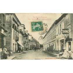 31 MONTREJEAU. Tabac rue Nationale 1909
