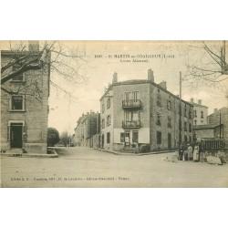 42 SAINT-MARTIN-EN-COAILLEUX. Cours Alamany