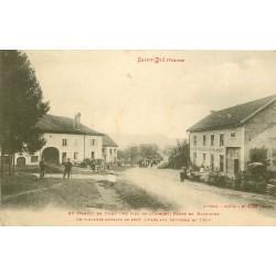 88 SAINT-DIE. Auberge Du Bois Stebler au pied de l'Ormont route de Nayemont 1915