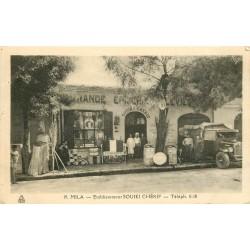 MILA. Etablissements Souiki Chérif en Algérie 1936