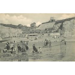 76 MESNIL-VAL. Plage et Casino 1911