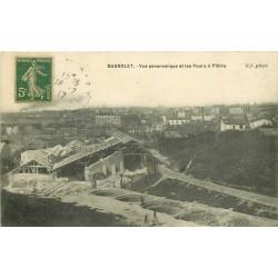93 BAGNOLET. Les Fours à Plâtre 1917