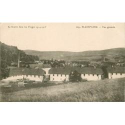 88 PLAINFAING. Le Village pendant la Guerre de 1914