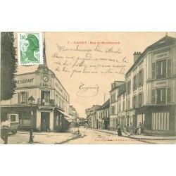 93 GAGNY. Bal Café de la Mairie rue de Montfermeil