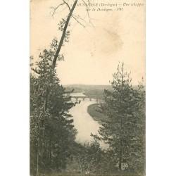 24 MUSSIDAN. Une échappée sur la Dordogne
