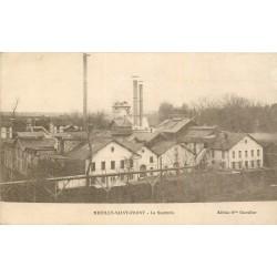 02 NEULLY-SAINT-FRONT. La Sucrerie 1917