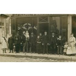 PARIS XVII. Epicerie Vins Liqueurs rue des Epinettes