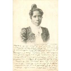 MADAGASCAR. Sa Majesté Ranavalona ex Reine 1902