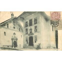 BOZEL. Eglise et Chapelle de Notre-Dame de Tout-Pouvoir 1905