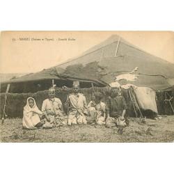 SCENES ET TYPES DU MAROC. Gourbi Arabe 1925
