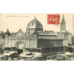 31 TOULOUSE. Marché des Carmes 1911