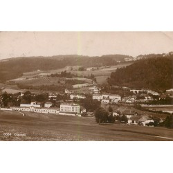 SUISSE. Photo Cpa Couvet 1923