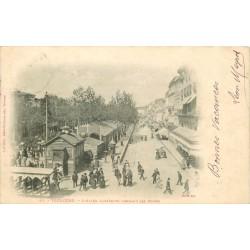 31 TOULOUSE. Allée Lafayette pendant les Foires 1902