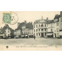 03 CUSSET. La Banque Caisse d'Epargne 1907 et le Tailleur