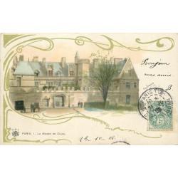 75005 PARIS. Le Musée de Cluny 1905