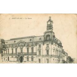 93 NOISY-LE-SEC. La Mairie 1918