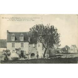 03 vers MONTLUCON. Château de Lavault-Sainte-Anne et Hospice de la Charité 1919