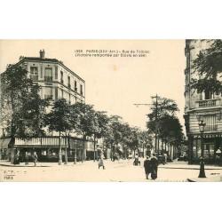 75013 PARIS. Pâtisserie et Café rue de Tolbiac 1930