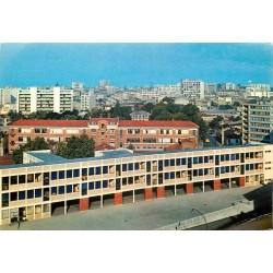 Photo Cpsm Cpm 93 BAGNOLET. Ecoles Eugénie Cotton et Groupe Travail 1981