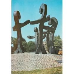 Photo Cpsm Cpm 93 BAGNOLET. Mémorial de la Résistance par Toffoletti