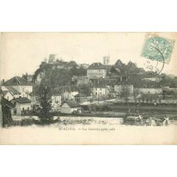 38 MORESTEL. Vue sur le Village 1906