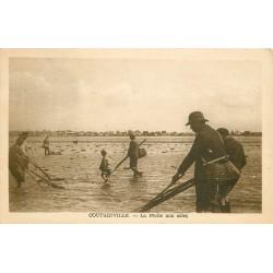 50 COUTAINVILLE. La Pêche aux Soles 1947