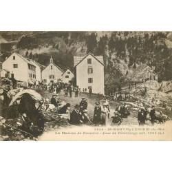 06 SAINT-MARTIN-VESUBIE. La Madone de Fenestre Jour de Pélérinage