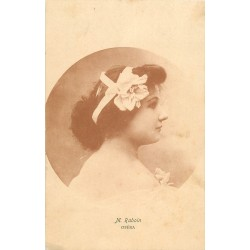 ARTISTE DE SPECTACLE. M. Raboin de l'Opéra 1906