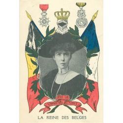 BELGIQUE. L'Union fait la Force avec la Reine des Belges