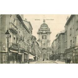01 BOURG EN BRESSE. Rue Notre-Dame 1903