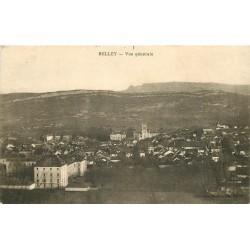 01 BELLEY. Vue sur la Ville 1925