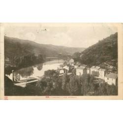 12 LIVINHAC. Vue générale de Penchot 1937