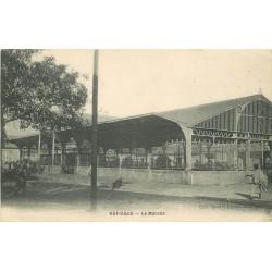SENEGAL. Le Marché à Rufisque