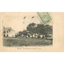 MAJUNGA. Hôpital Militaire 1912