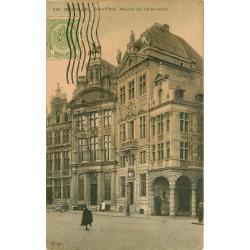 BRUXELLES. Maison des Corporations sur Grand'Place 1911