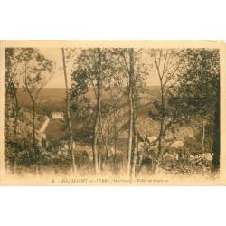 56 ROCHEFORT-EN-TERRE. Vallée de Gueuzon 1937