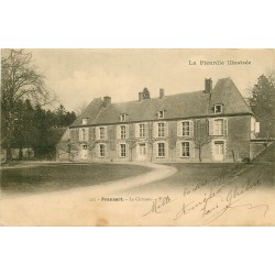 80 FRANSART. Le Château 1904