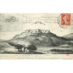 52 LA MOTHE. Forteresse et ville détruite en 1645 sous Charles IV 1906
