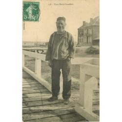 80 LE CROTOY. Vieux Marin Crotellois 1909