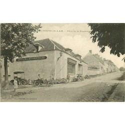 77 MAUPERTHUIS. Cycles & Automobiles Place de la Fontaine