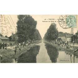 10 TROYES. Concours de Pêche sur le Canal 1906