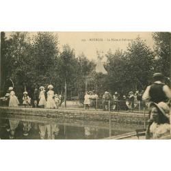 18 BOURGES. La Pêche à Robinson 1911