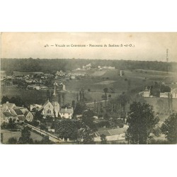 78 CHEVREUSE. Panorama de Senlisse