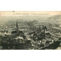 78 VALLEE DE CHEVREUSE. Vue générale 1930