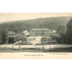 78 DAMPIERRE EN YVELYNE. Le Château vers 1900