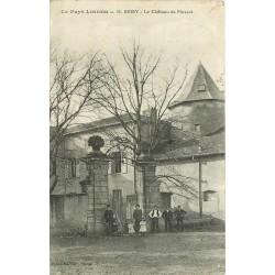 54 BRIEY. Château de Mussot 1920