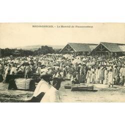 MADAGASCAR. Le Marché de Fianarantsoa